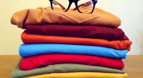 ファッションコーディネートの配色の基本【メンズ】
